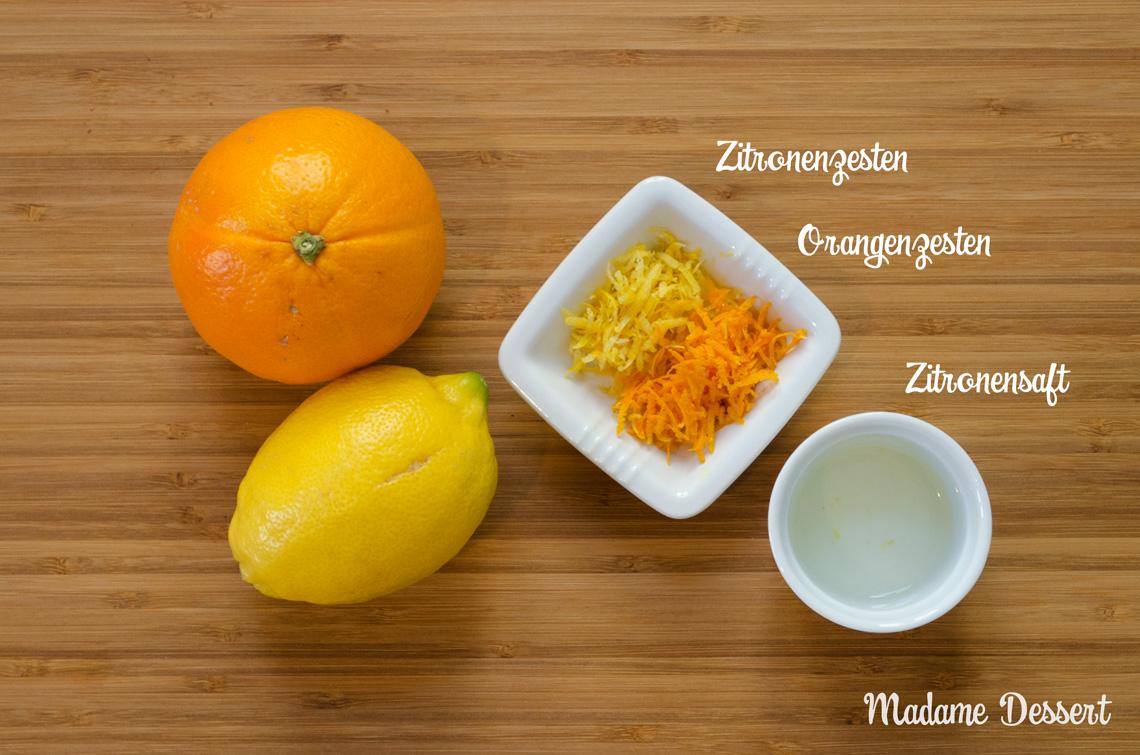 Carrotcake mit Citrus-Frosting