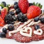 Red Velvet Waffeln –Breakfast for my Valentine ♥