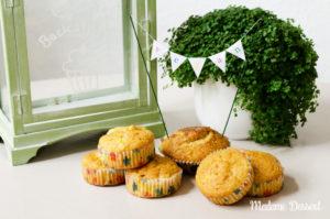 Vegane Apfelmuffins
