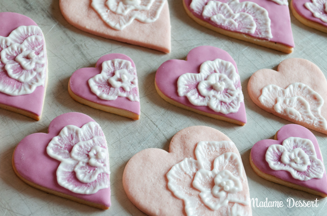 Vanilla Wedding Cookies