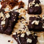 BanaNutToffee Brownies