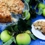 Crunchy Crumble Apple Pie