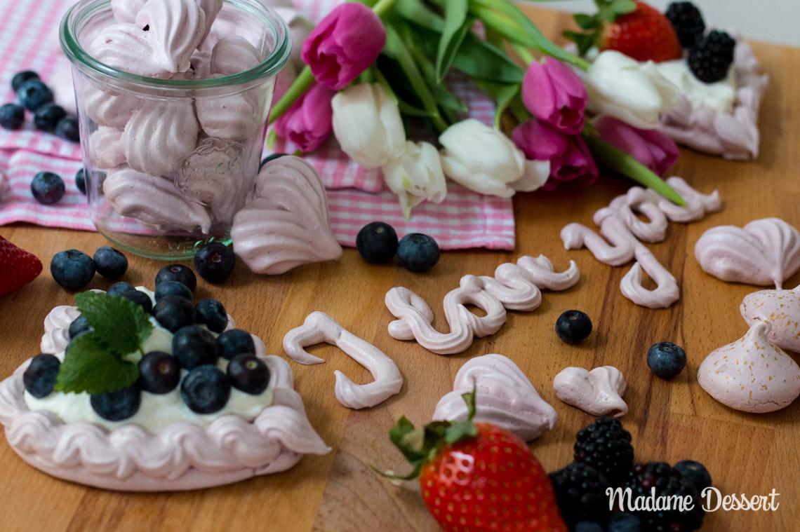 Baiser Herzen |Madame Dessert