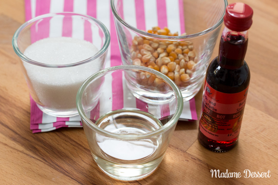 Popcorn | Madame Dessert