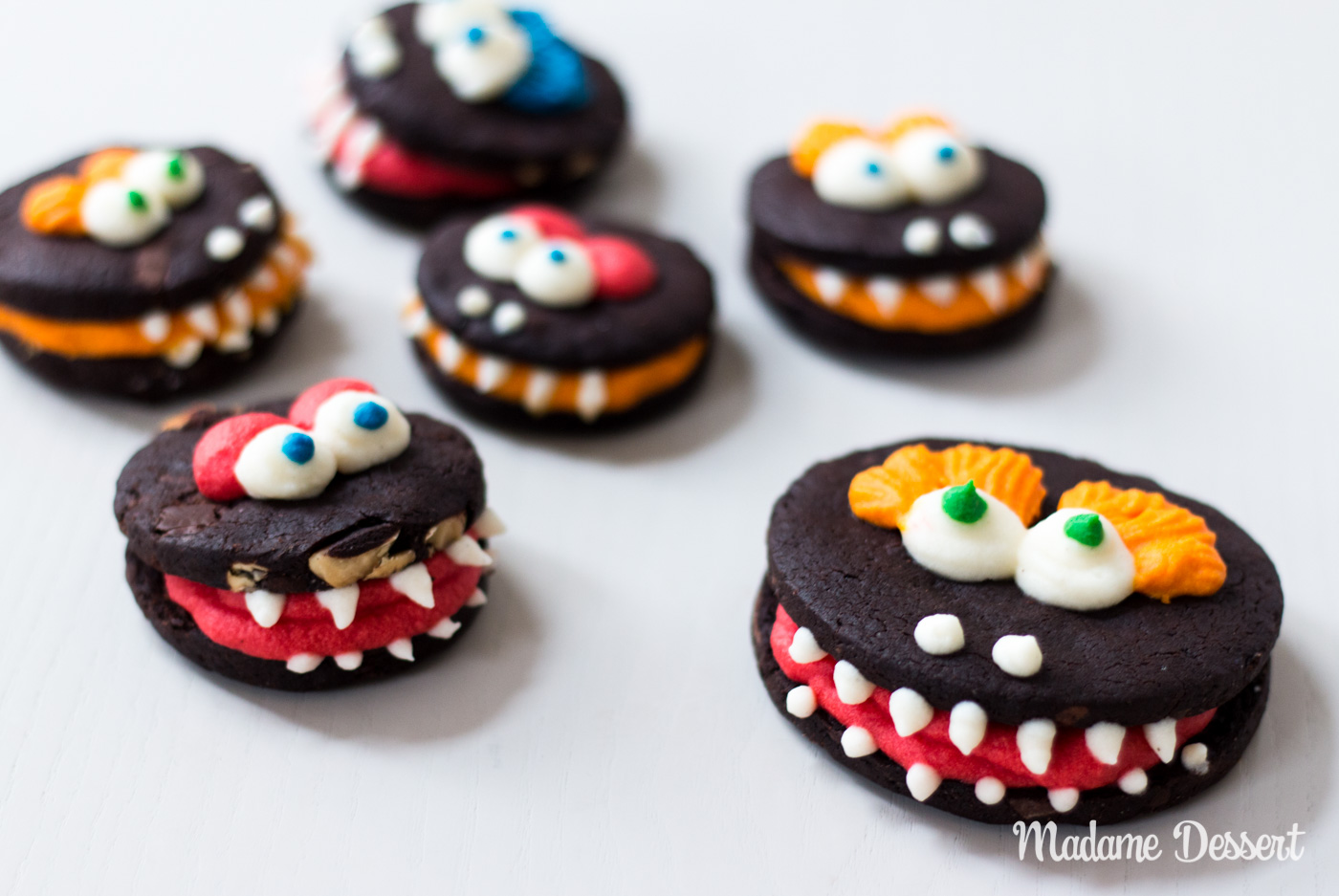 Monsterkekse | Halloween Rezepte | Madame Dessert-2740