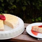 Mille Crêpes Cake  – Schicht für Schicht ein Gedicht!