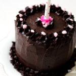 Gâteau au Chocolat – Geburtstagstorte auf Schokoladig