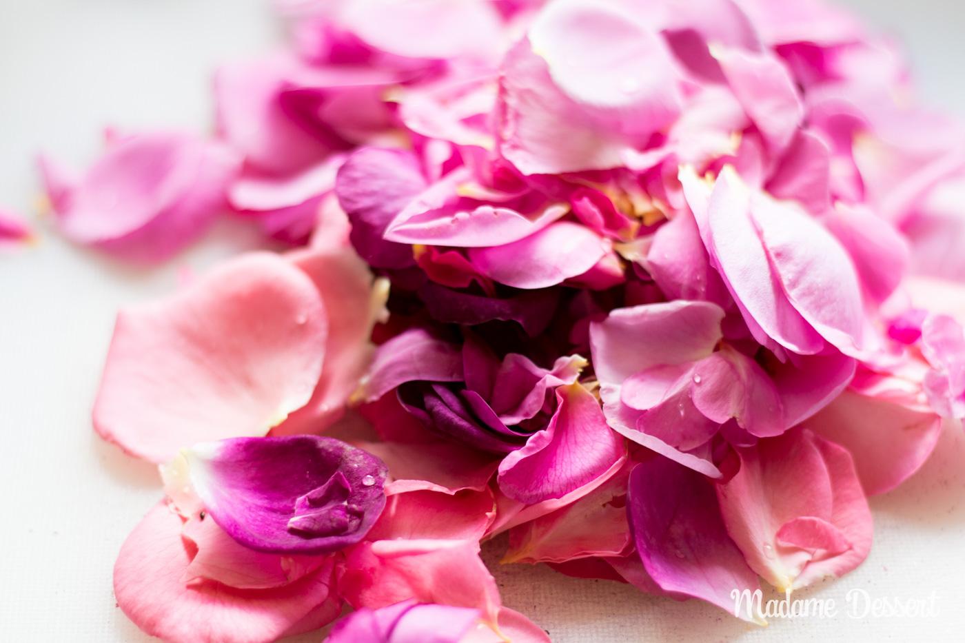 Rosenbutter | Madame Dessert