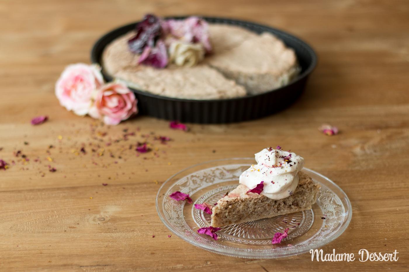 Rosentarte | Madame Dessert