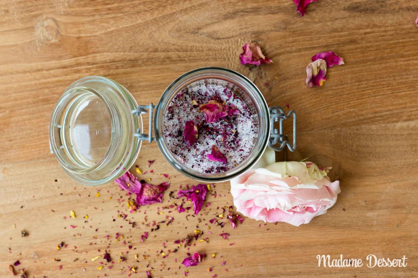 Rosenzucker | Madame Dessert