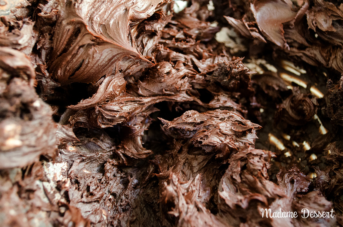 Schokoladige Geburtstagstorte | Madame Dessert