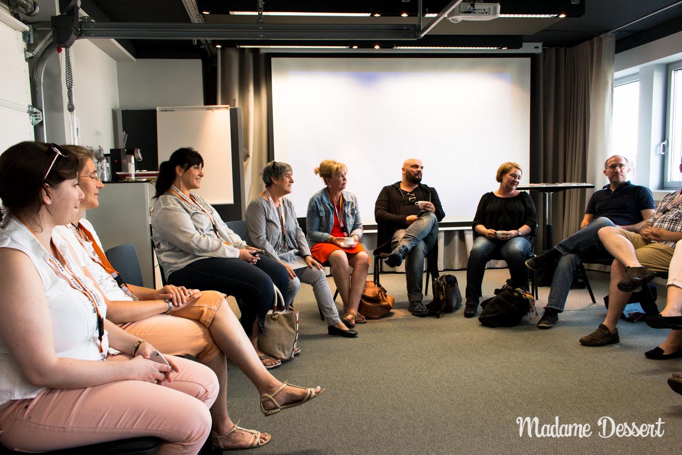 Meet & Greet mit Burda | Design Offices