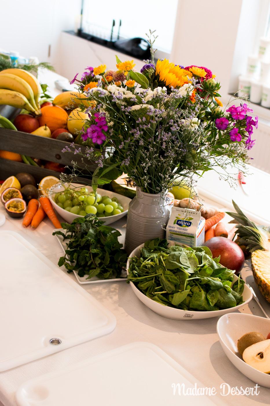 Food Pairing Workshop | Kochschule Mirko Reeh