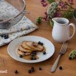 Blueberry Pancakes | Madame Dessert
