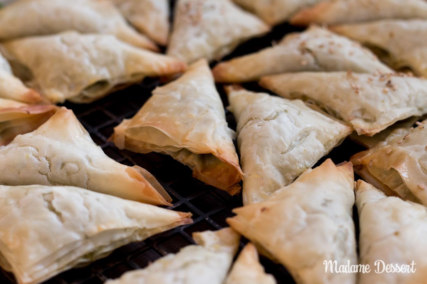 Erbstäschchen mit Cumin & Kokos   Madame Dessert