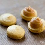Macaron Füllung mit Karamell & Fleur de Sel