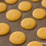 Macaron Füllung mit Zitrone & Thymian