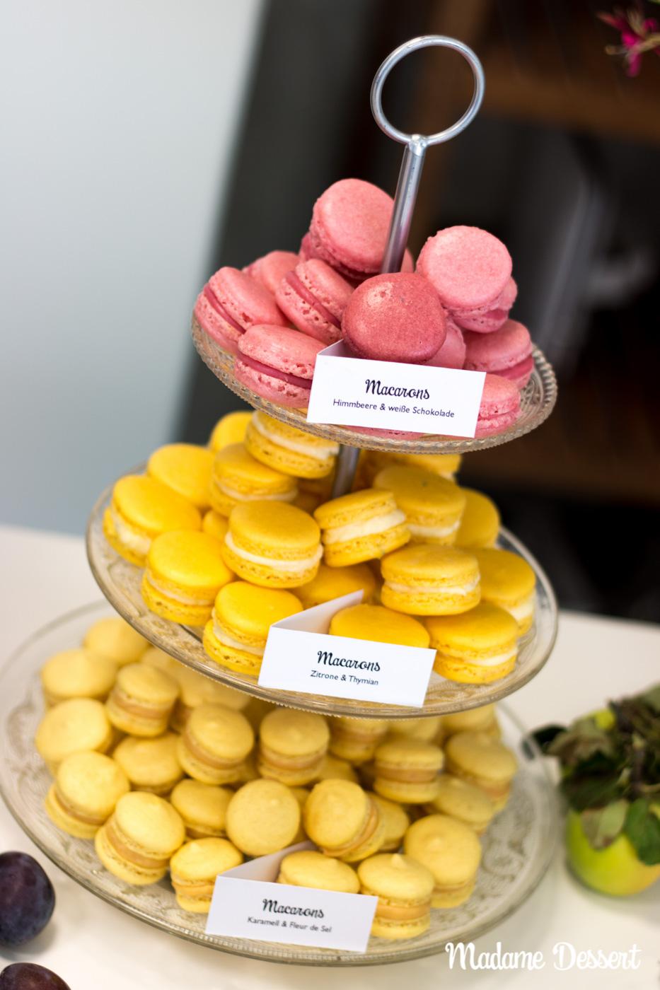 Macarons | Madame Dessert