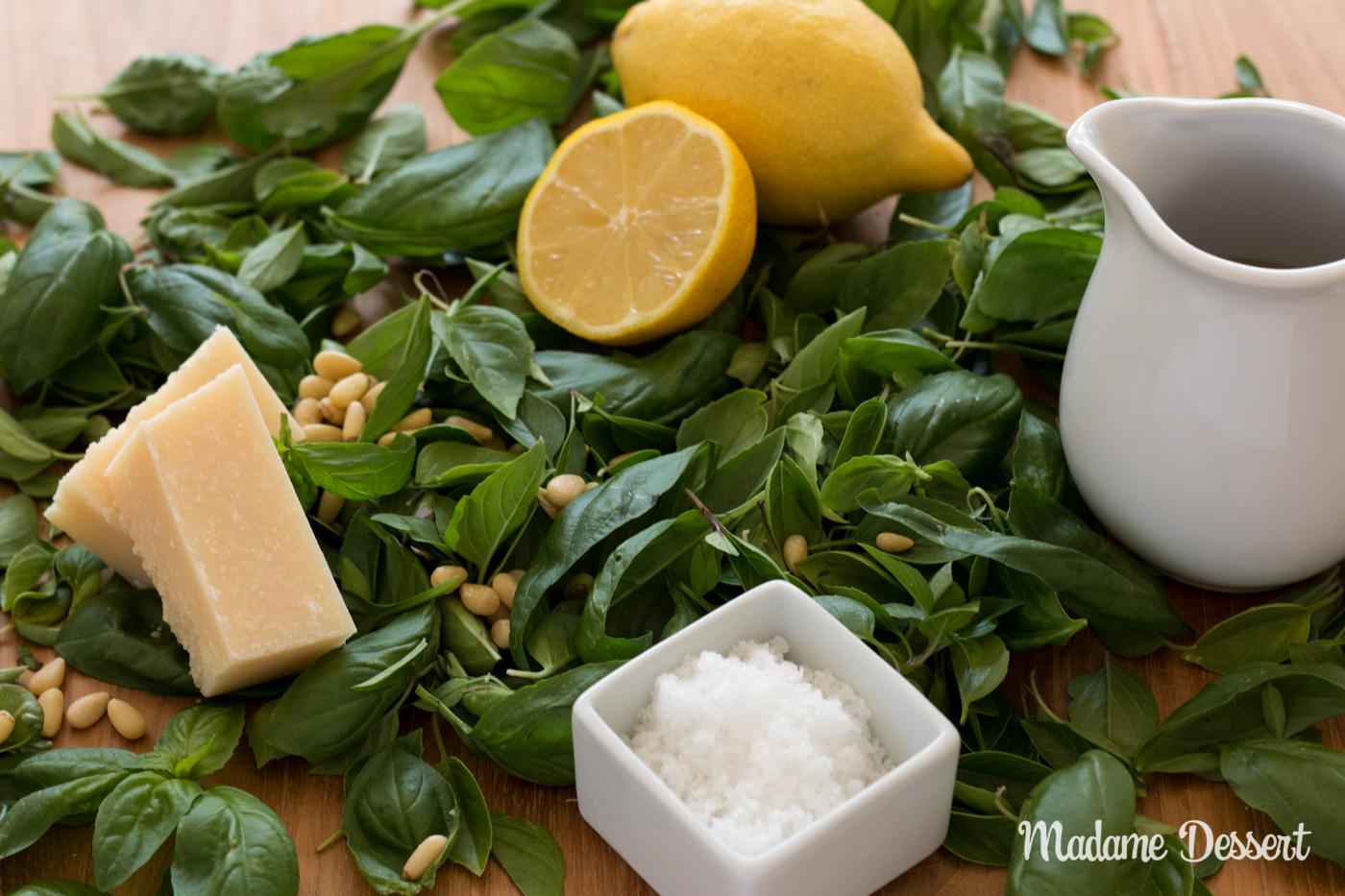 Pesto alle Genovese | Madame Dessert