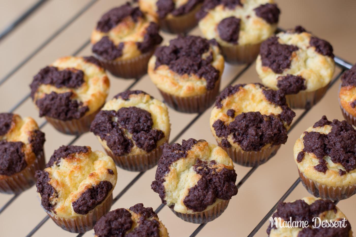 Russische Zupfkuchenhäppchen | Madame Dessert