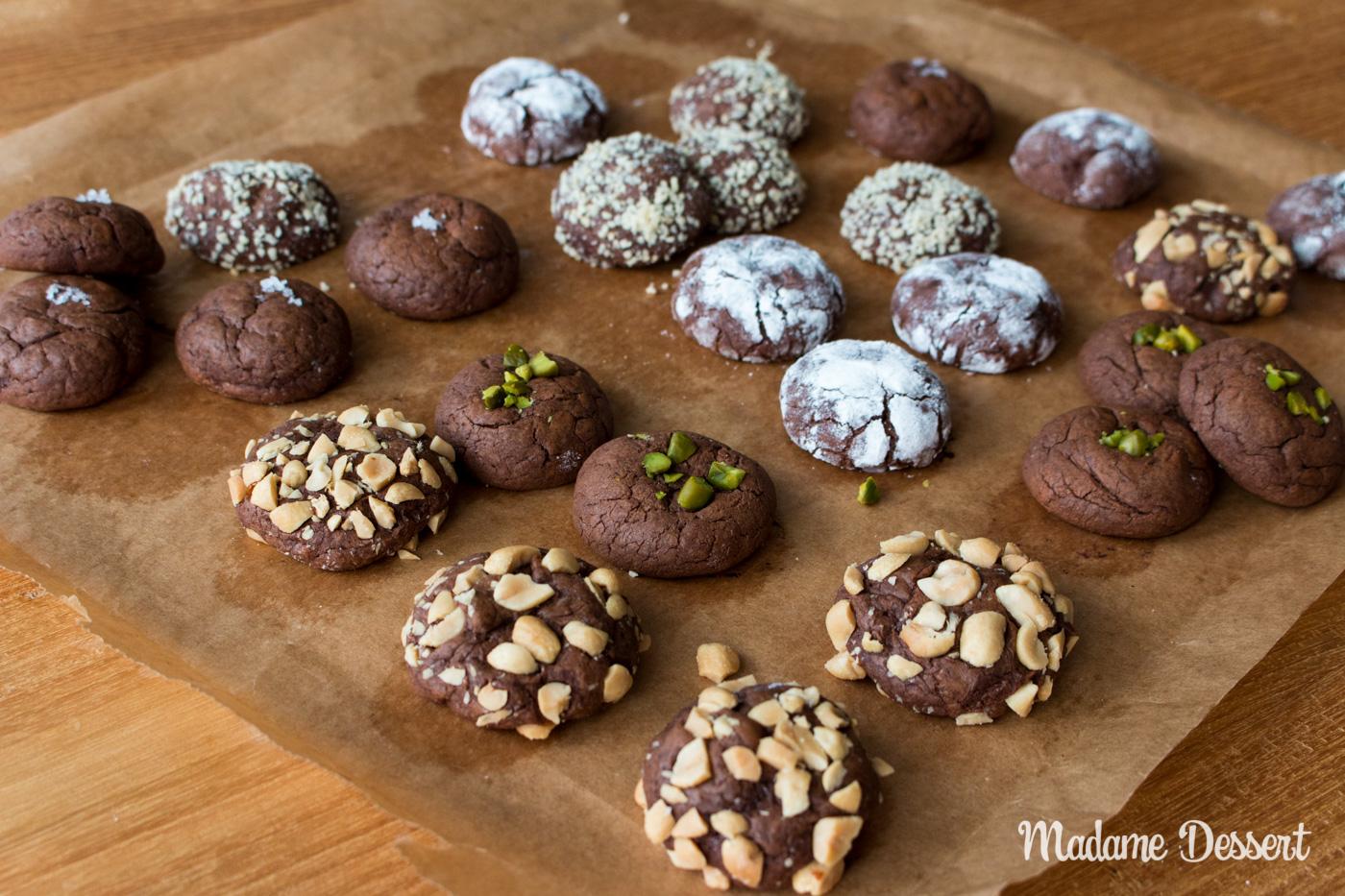 Peacho Cookies | MadameDessert