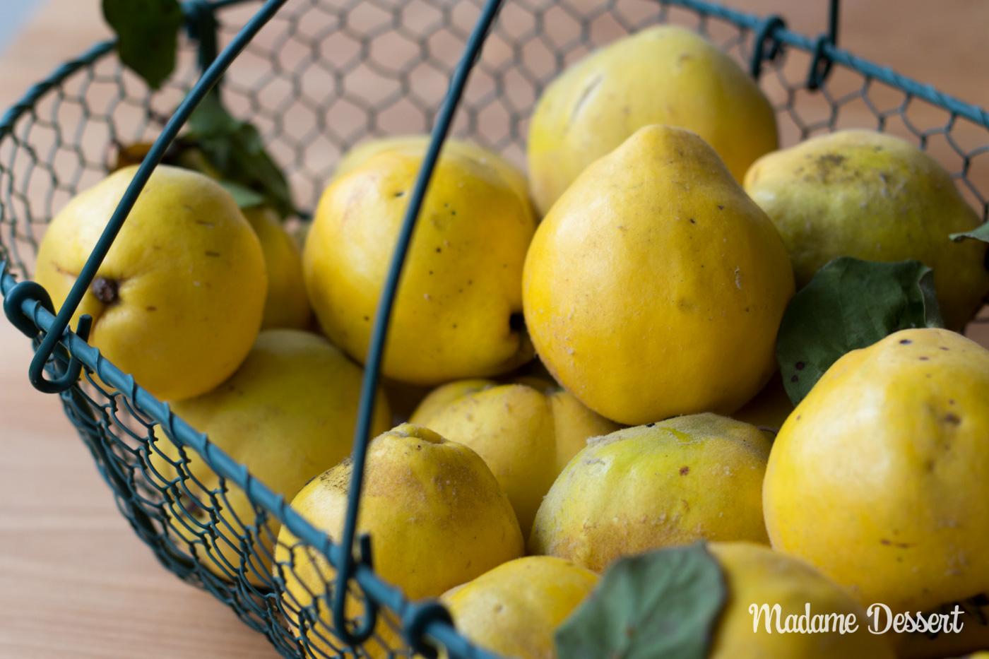 Quittengelee | Madame Dessert