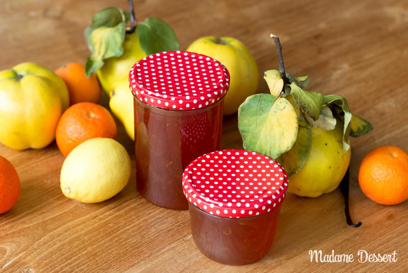 Quittensorten | Madame Dessert