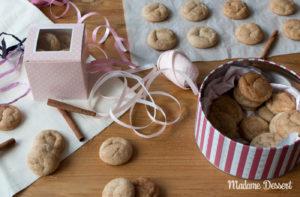 Snickerdoodles | Madame Dessert