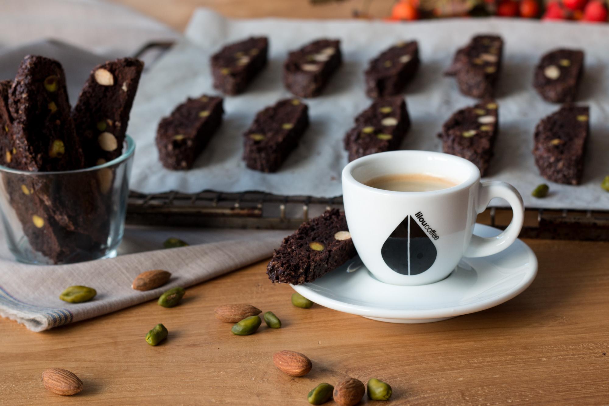 Madame Dessert | Schokoladen Biscotti