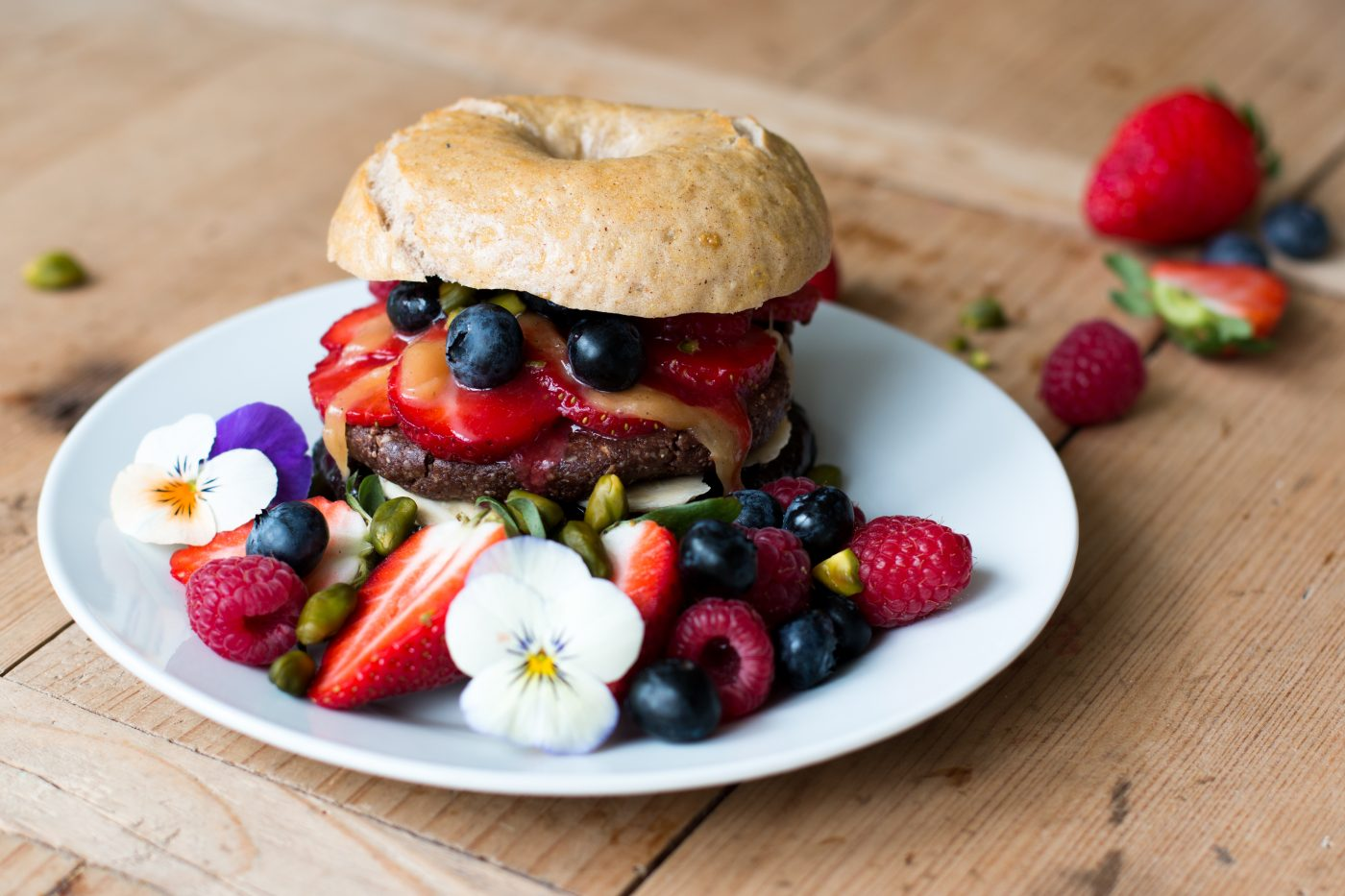 Very Berry Burger | Madame Dessert
