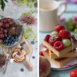 Tausendschöne Beeren – Foodfotografie & Floral-Styling