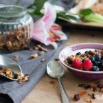 Crunchy Granola – Knusperfrühstück für Feinschmecker