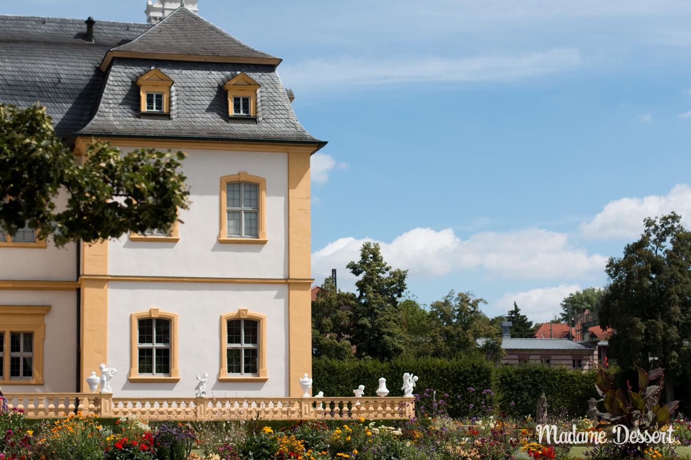 Küchengarten im Veitshöchheimer Hofgarten | Madame Dessert