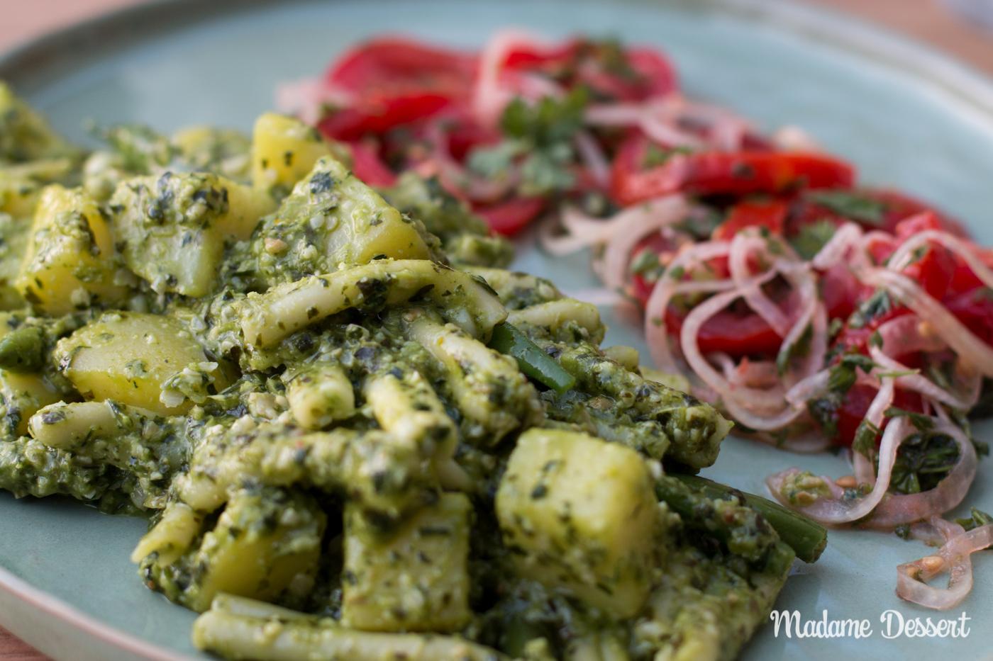 Dont't eat your neighbours | Vegan-Vegetarische Wochen auf der MS Zufriedenheit | Madame Dessert
