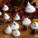 Last Minute Halloween Rezept – Baiser Gespenster