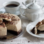 Banana Chocolate Cheesecake mit Brownie-Boden