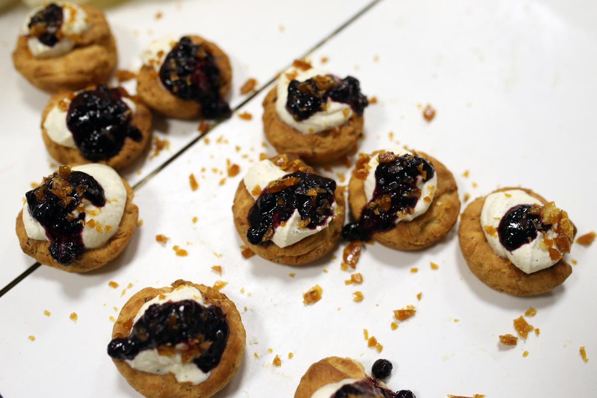 Ohduknödelige Burgis Bloggerevent | Madame Dessert