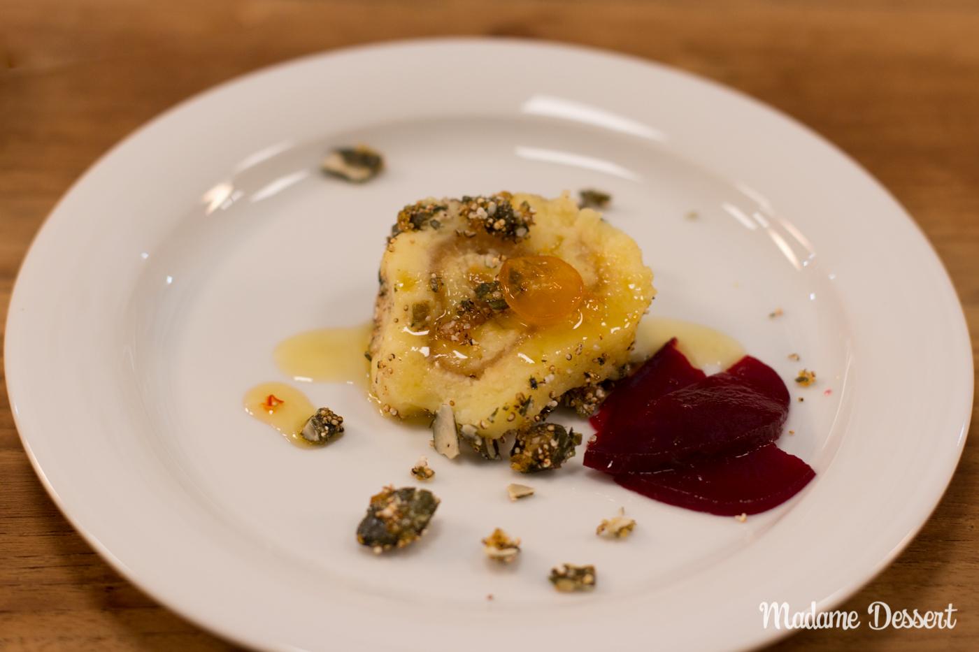 Knödel Sushi | Madame Dessert
