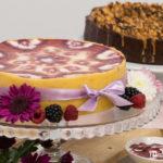 Berry Manilow Cheesecake mit beeriger Füllung von Madame Dessert | Rezept zum CheeseCakeOff