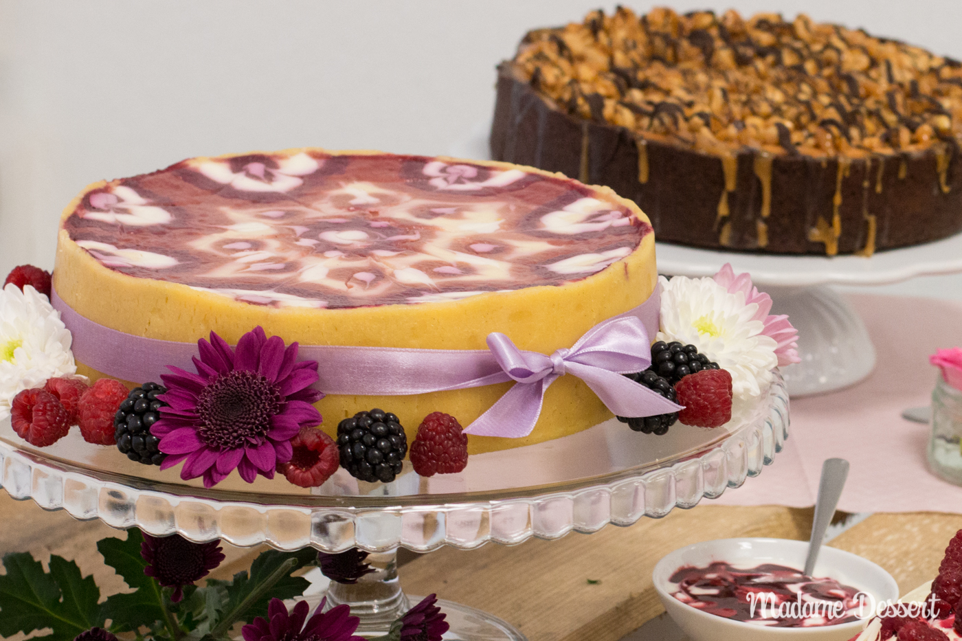 CheeseCakeOff – Käsekuchen & Cheesecake Variationen | Berry Manilow | Madame Dessert