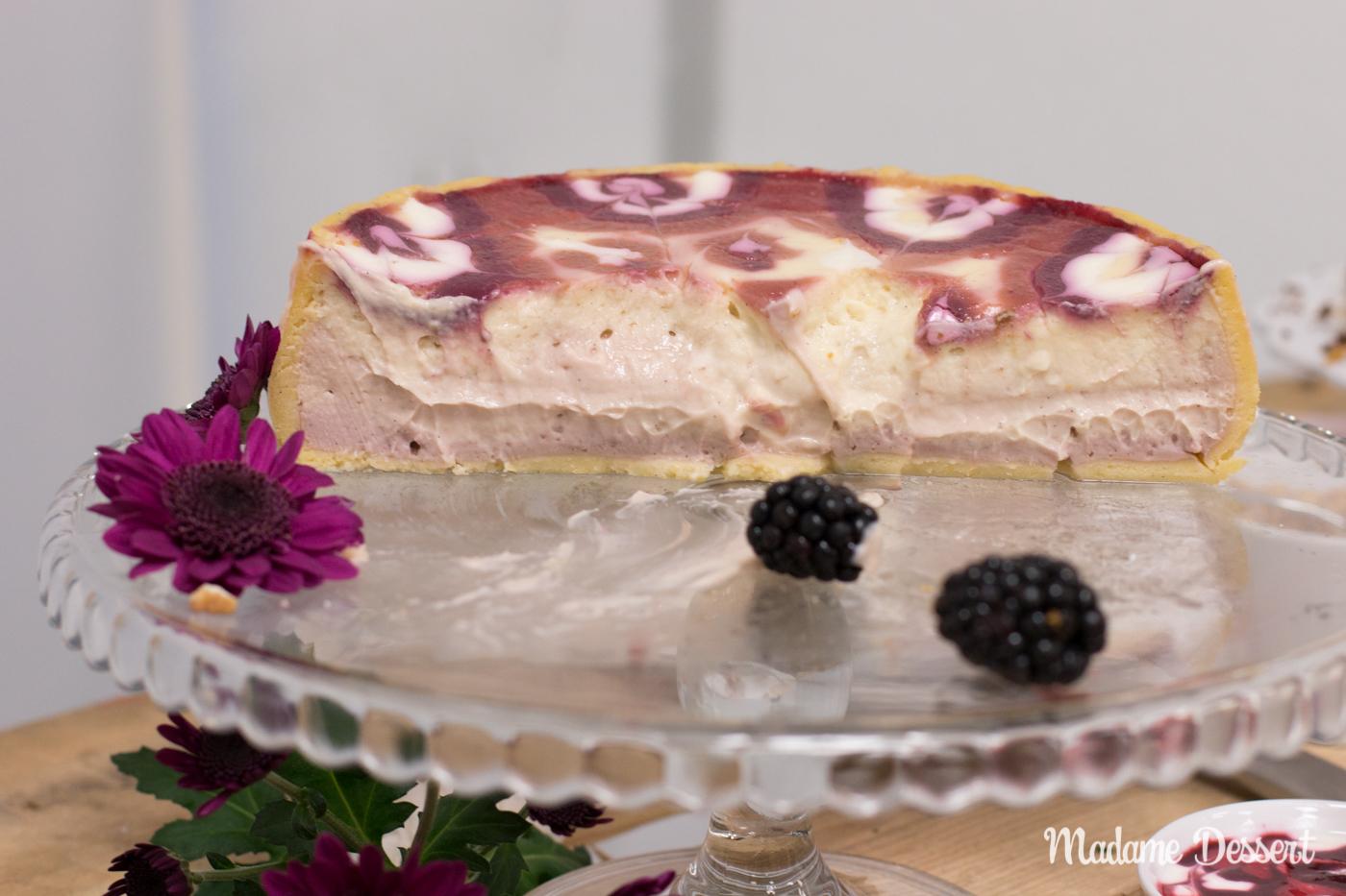 CheeseCakeOff – Käsekuchen & Cheesecake Variationen | Berry Manilow | Madame Dessert