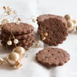 Knusprige Spekulatius Cookies aus der Weihnachtsbäckerei [cookie'n'cable]