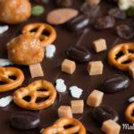 Süße Geschenkidee: Selbstgemachte Bruchschokolade