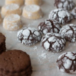 Schoko Schneebälle mit Zimt & Zartbitterschokolade [cookie'n'cable]