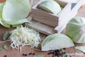 Sauerkraut selber machen | Madame Dessert