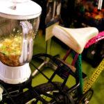 Drink & Drive mit dem Smoothiebike – Mein Rückblick auf den Heldenmarkt Hamburg