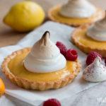 Zitronentartelettes mit Baiserhaube – Sauer macht süchtig!