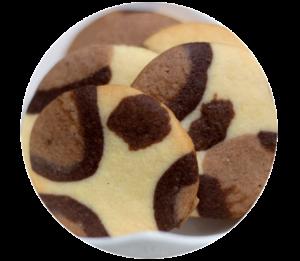Leopardenkekse | Sweet 30th - Geburtstag im Schlaraffenland |Madame Dessert