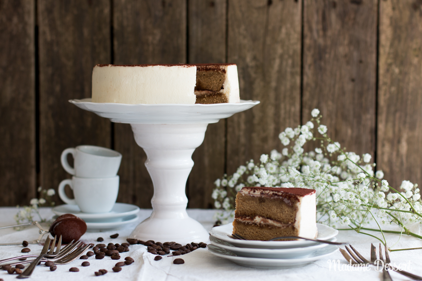 Tiramisutorte á la Kitchen Impossible   Madame Dessert