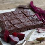 Gesunde Brownies mit roter Bete – Bitte waaaaaas?!?!